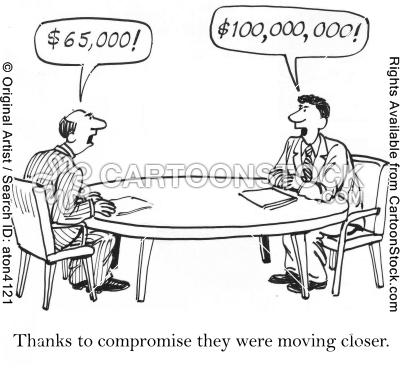 Negotiate price of your property