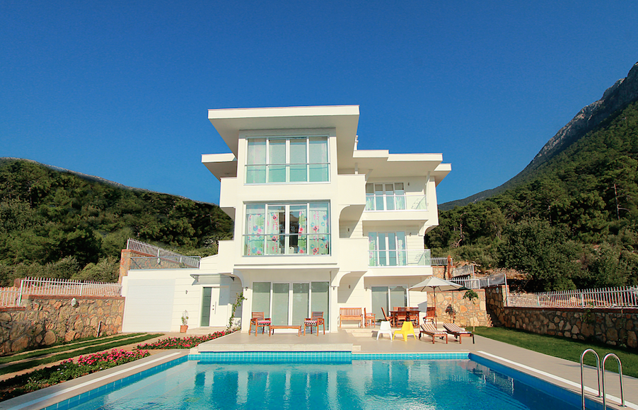 Amazing villa in Ovacik