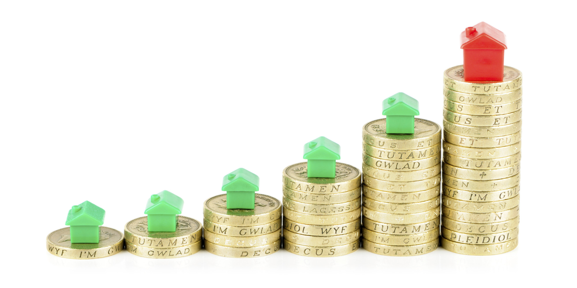 Property price increase