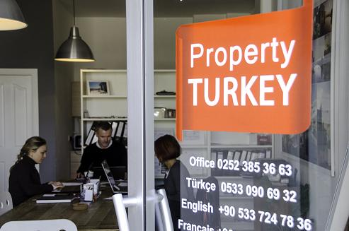 Property Turkey regional offices