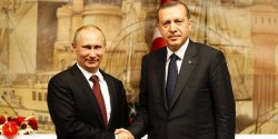 Erdogan and Putin sign $100 billion bilateral trade deal