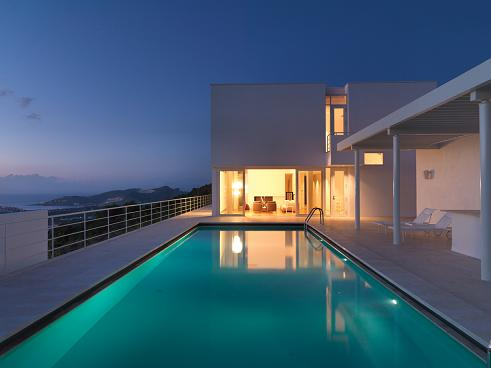 Richard Meier Bodrum Houses