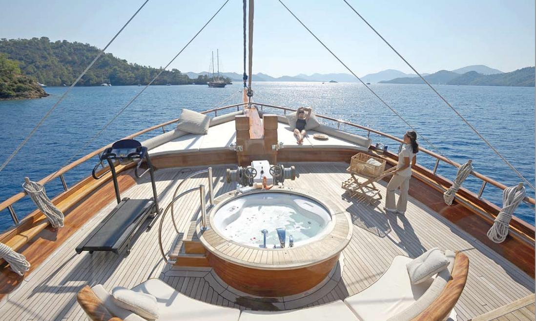 Sailing Hisaronu