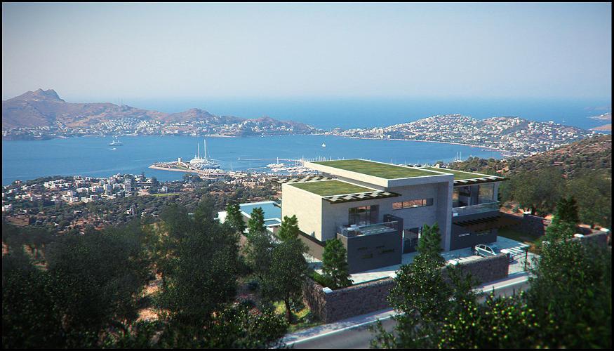 Villa Sandyma in Yalikavak
