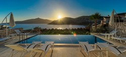 Splendid luxury villas in Kalkan with breathtaking sea view
