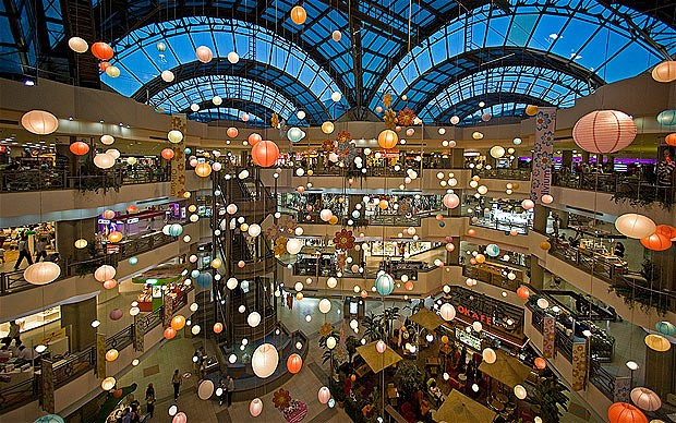 Shopping mall Istanbul