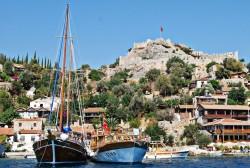Welcome to Mediterranean Turkey AKA the Beautiful Turquoise Coast