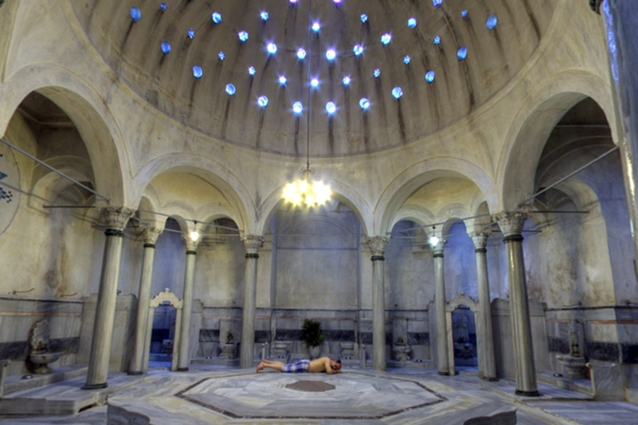 Delights of the Turkish Hamam, amazing baths - Property Turkey