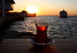 Tea For Two in Turkey