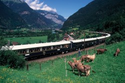 The five best sleeper trains in Europe