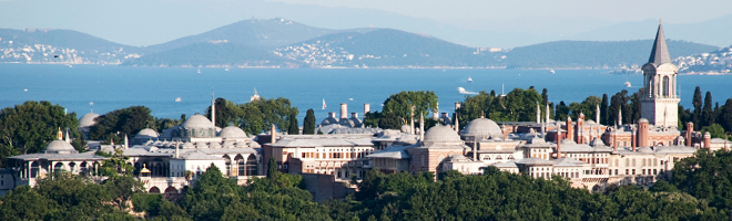 4 Luxurious and Extravagant Palaces in Istanbul