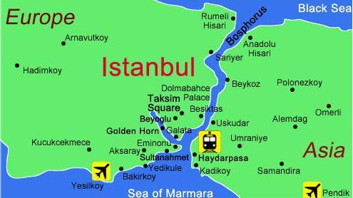 turkey map europe asia photo3