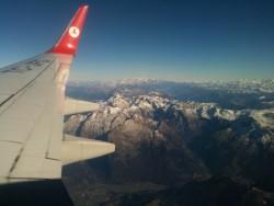 Turkey's air traffic climbs by 11pc