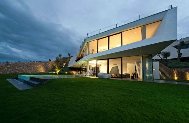 Luxury Villa on Turkish Aegean coast