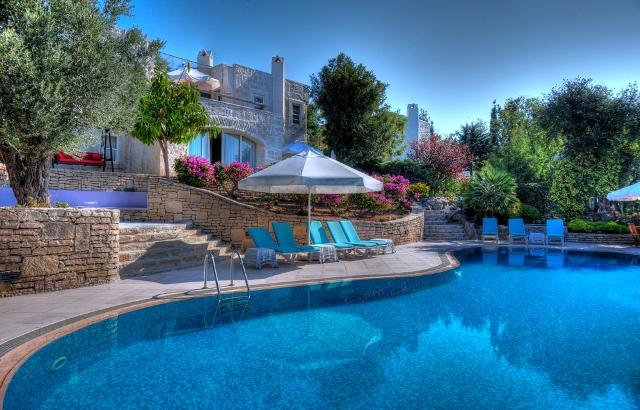 Villa with caretaker guest house Turkey Bodrum