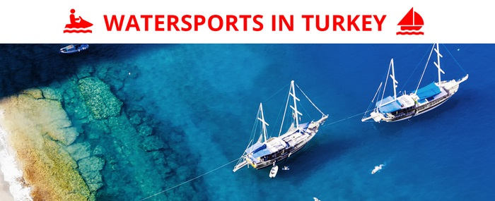 Watersports in Turkey