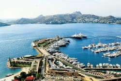 Turkey's boom town Yalikavak on the Bodrum Peninsula