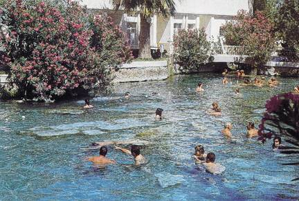 Yalova Thermal Hot Springs