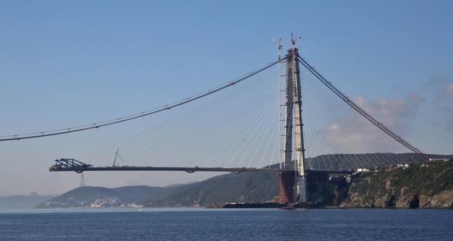 Bridge boom: Istanbul property prices increase fourfold