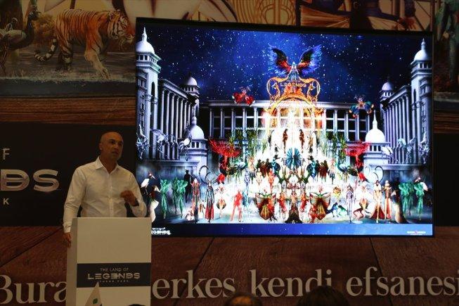 افتتاح أرض الأساطير في أنطاليا .. ديزني لاند جديدة في تركيا