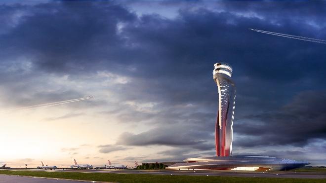 Istanbul airport captures imaginations of designers, investors