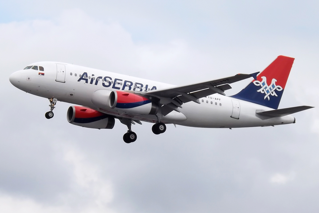 Air Serbia resumes flights from Istanbul