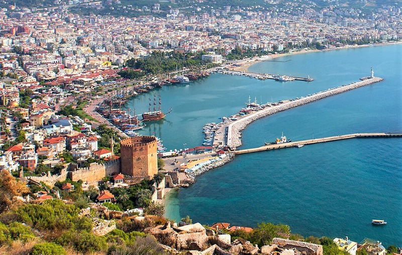 Why Alanya is Popular with Foreign House Buyers