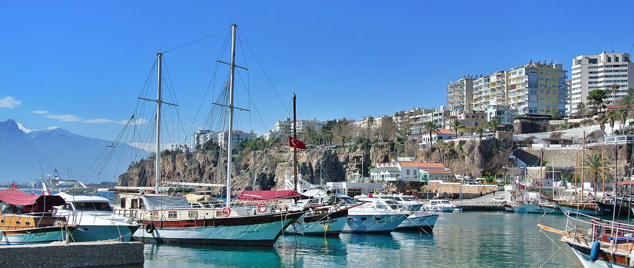 Cruise power: Turkey's top 6 cruise destinations