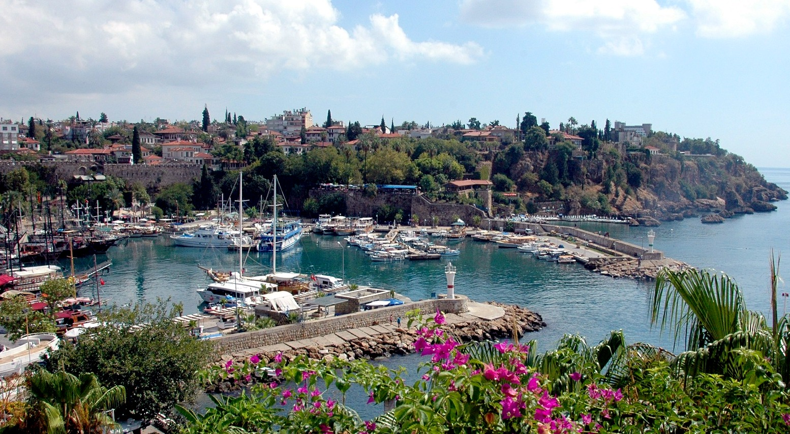How to Spend One Day in Antalya