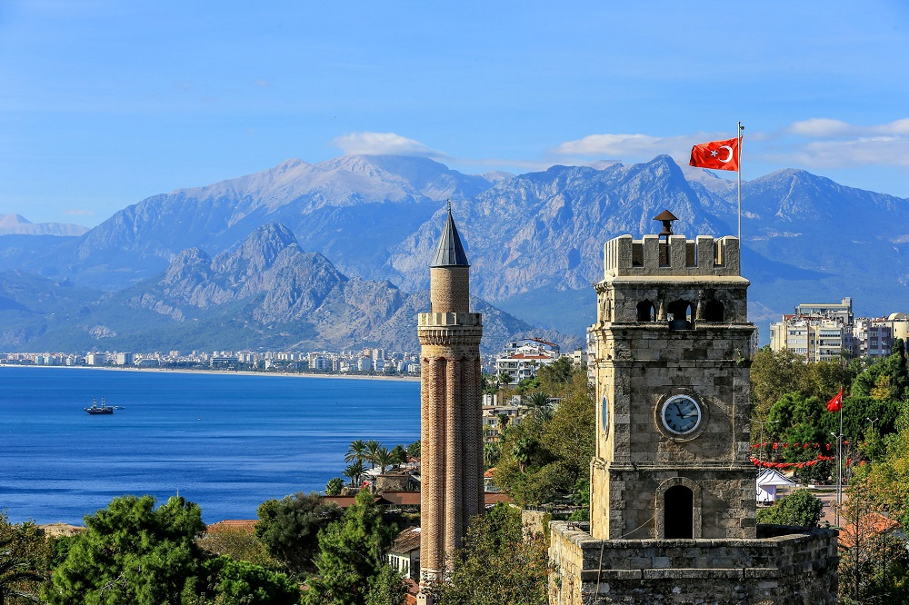 3.1 million tourists head to Antalya in five months