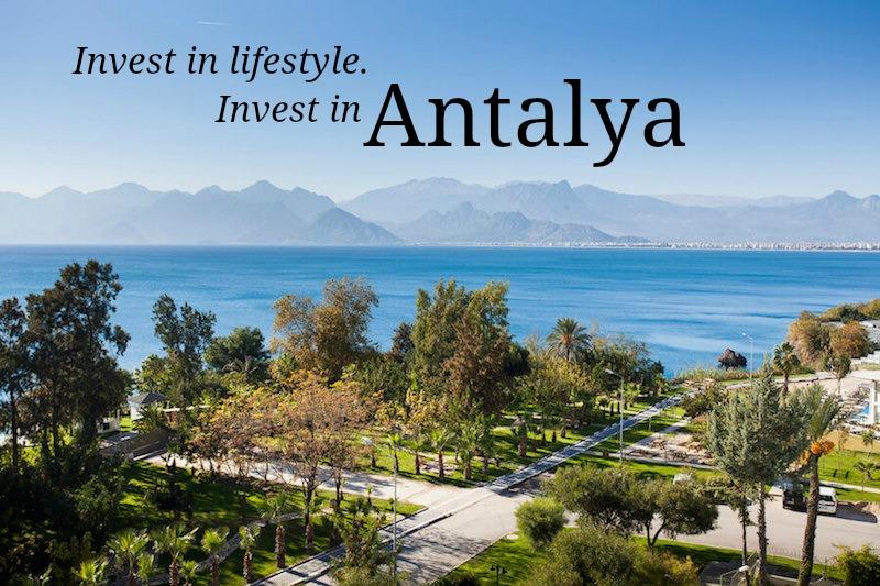 8 hervorragende Antalya Investition Immobilien von $32000