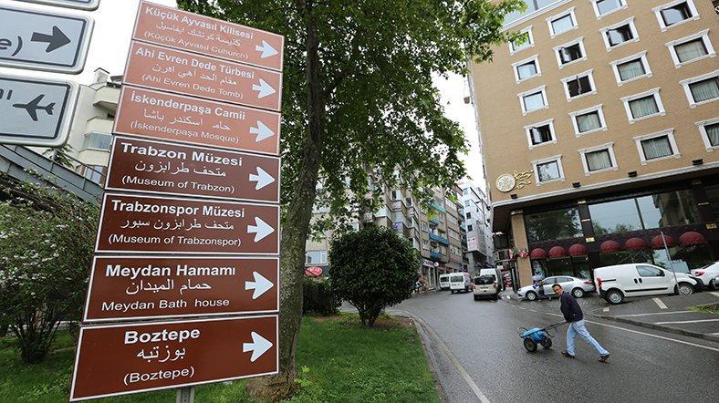 طرابزون التركية تتحول إلى العربية - أموال وسياحة وعقارات العرب