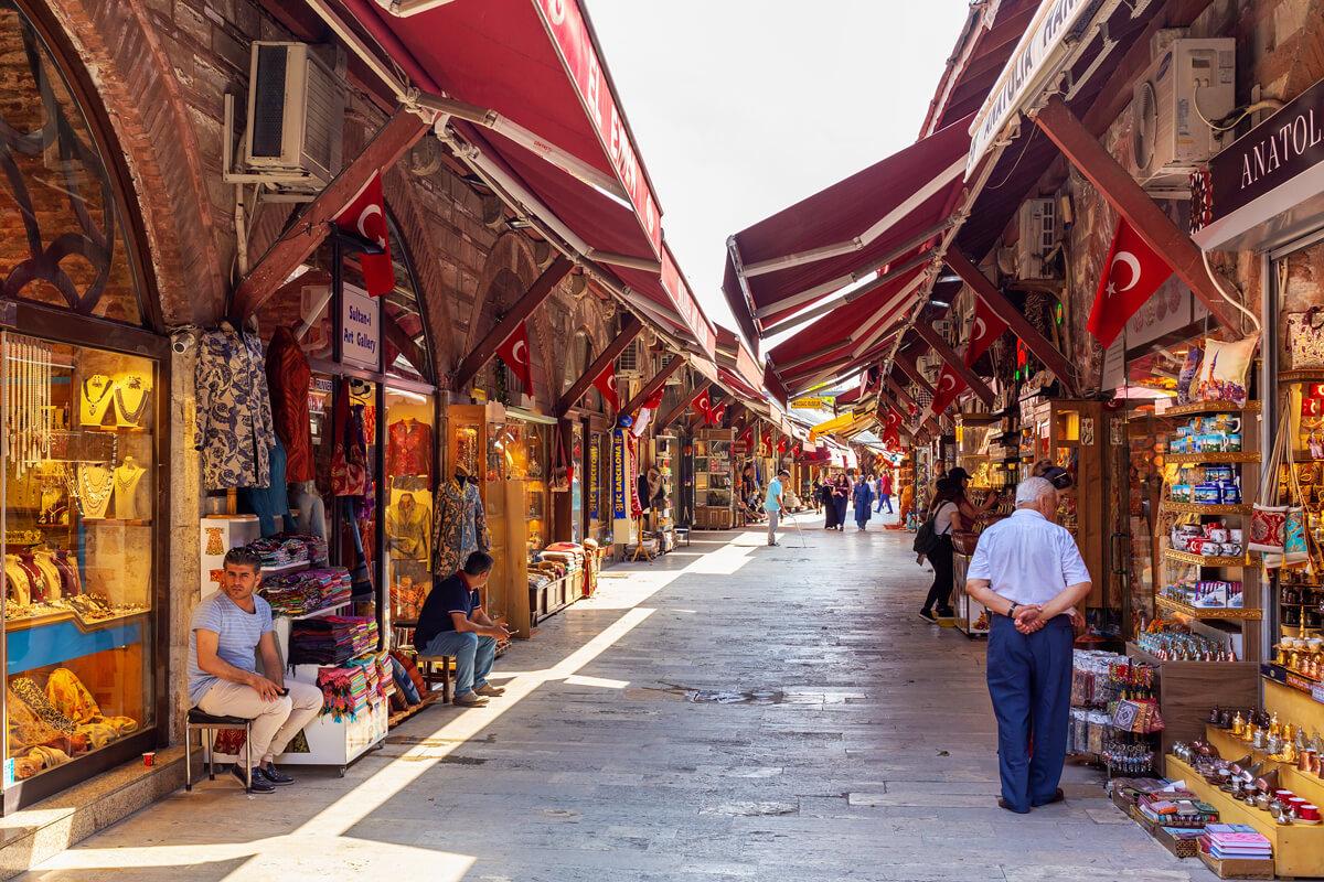 التسوق في إسطنبول: الأسواق الشعبية الأكثر زيارة (الجزء الثاني)