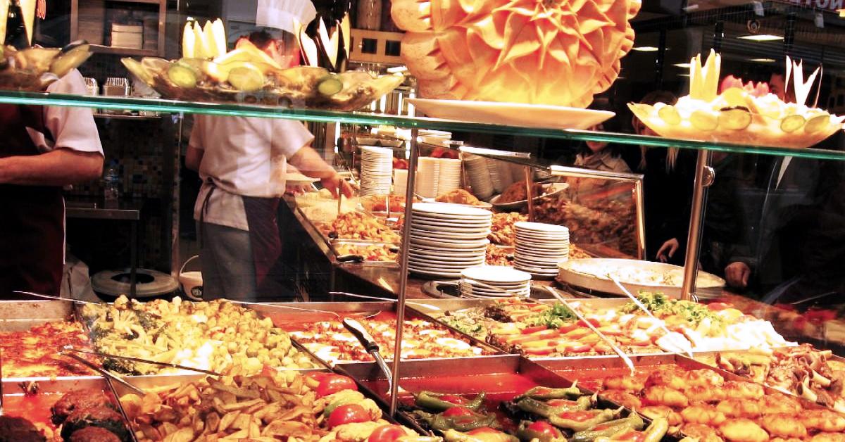 أفضل 50 وجبة يشتهر بها المطبخ التركي