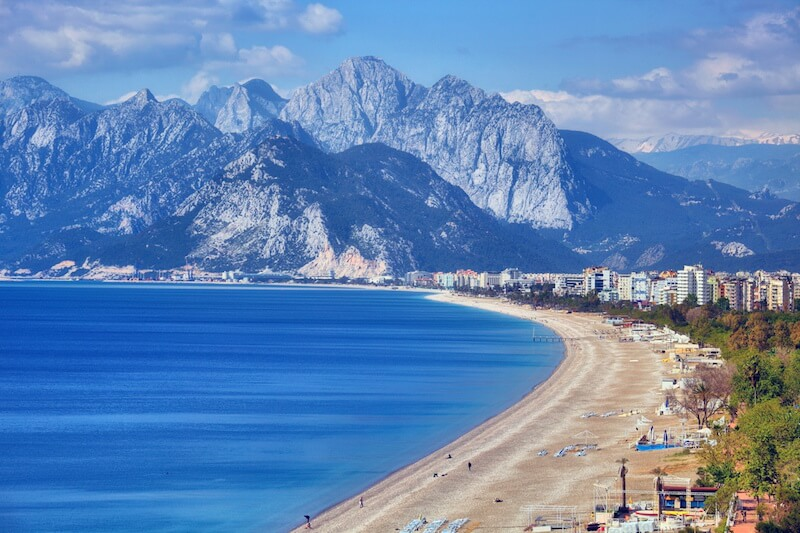 Why Antalya is the go-to Muslim holiday spot
