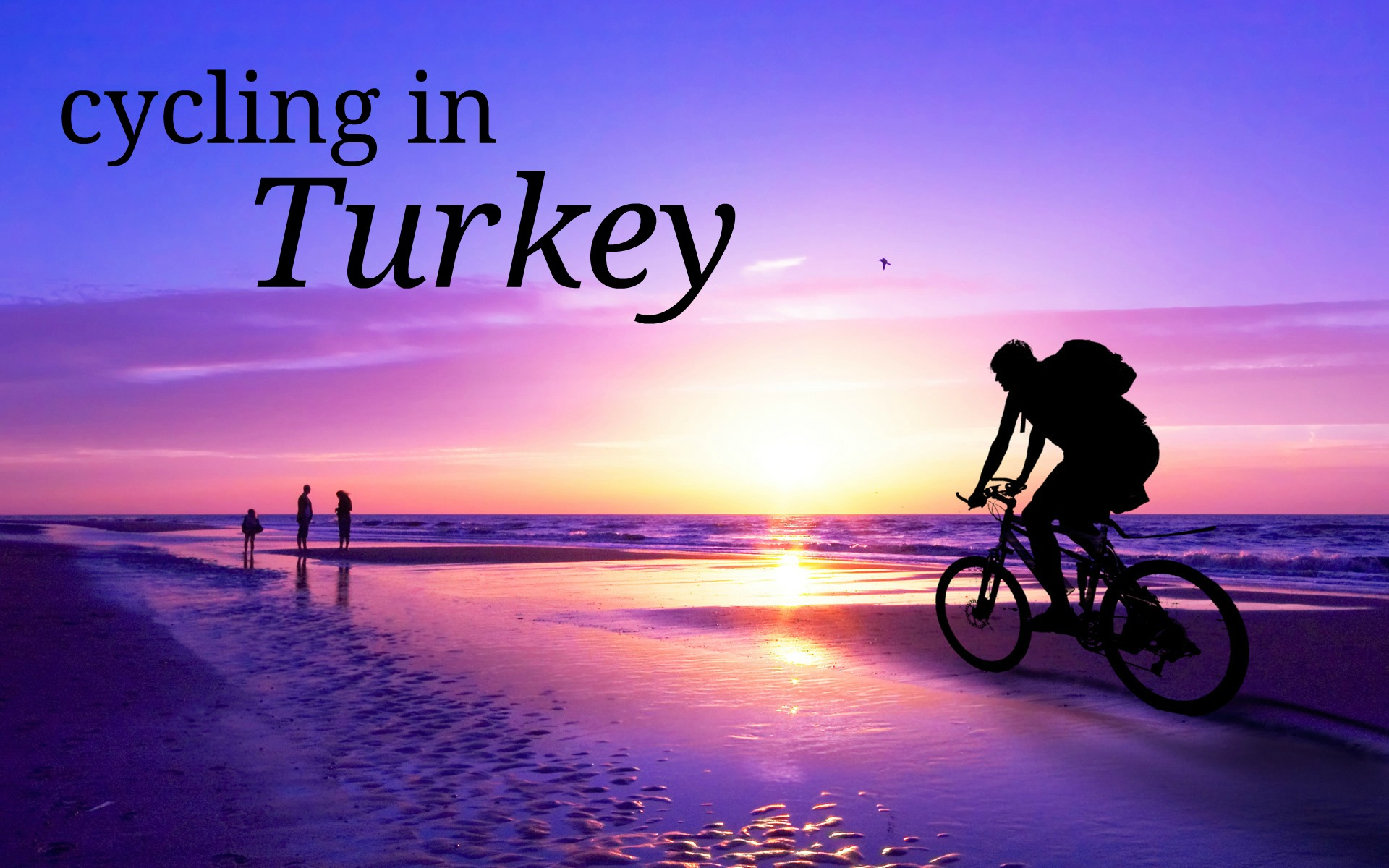 Pedal power: cycling in Turkey