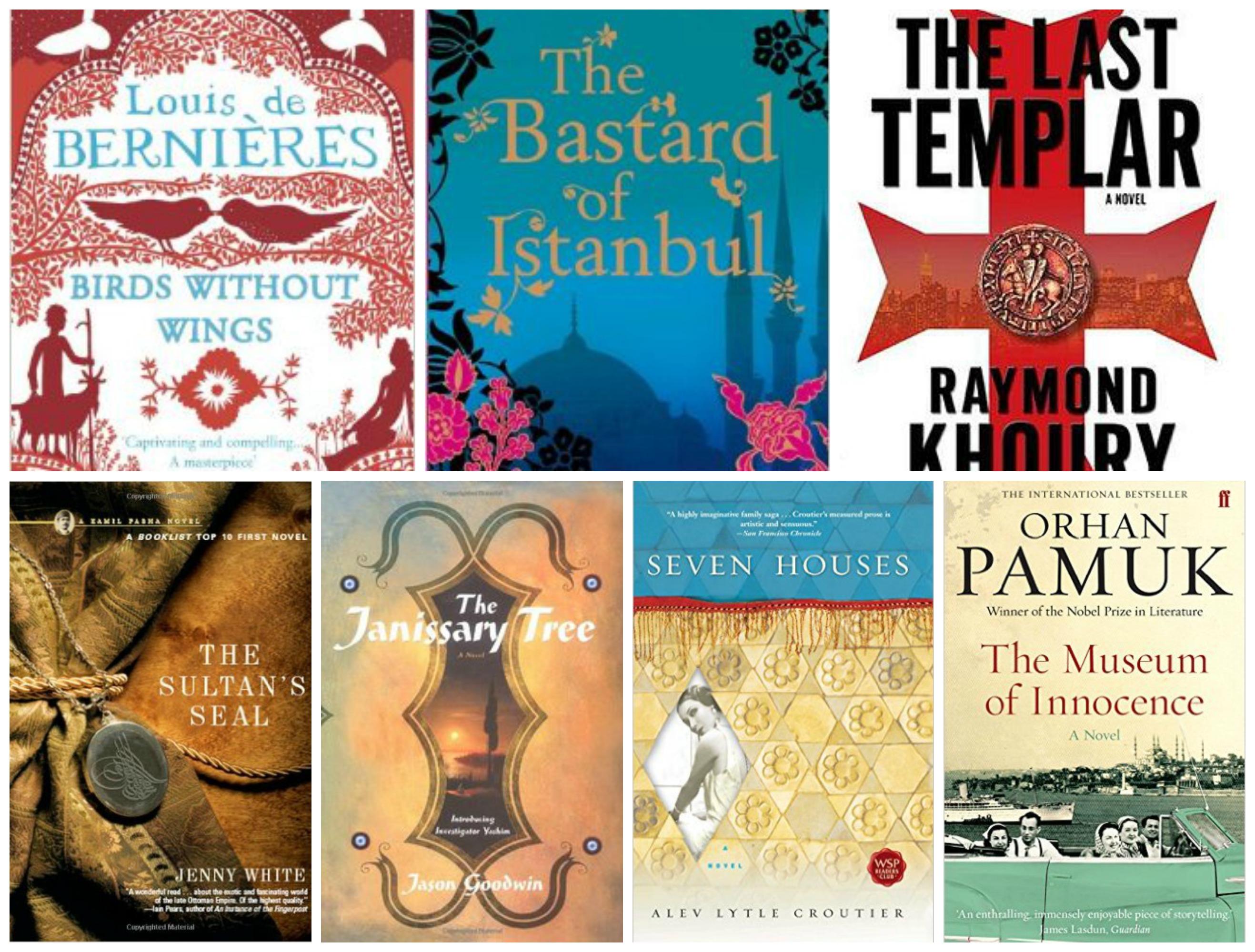 7 page-turning novels set in Turkey
