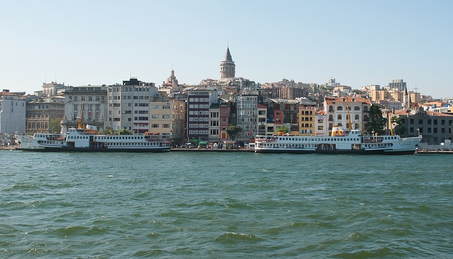 71 Bosphorus Mansions are for sale in Istanbul