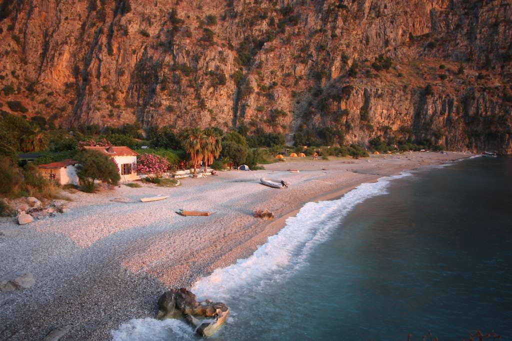 9 amazing camping -- or glamping -- spots in Turkey