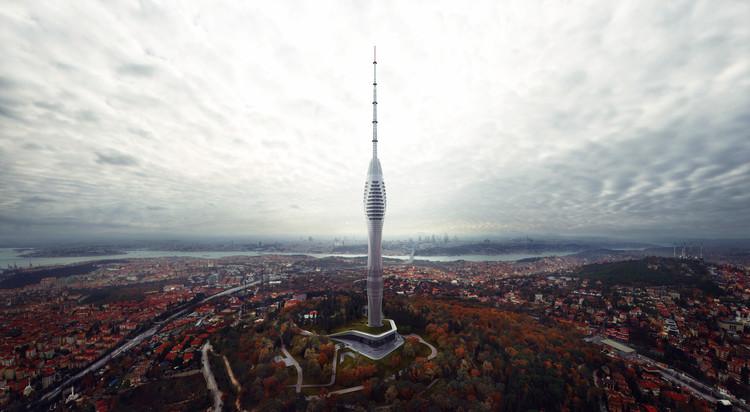 Rising new Landmark in Istanbul – Camlica Tower