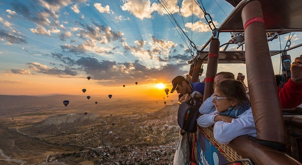 Cappadocia tourism sees the best January in 10 years