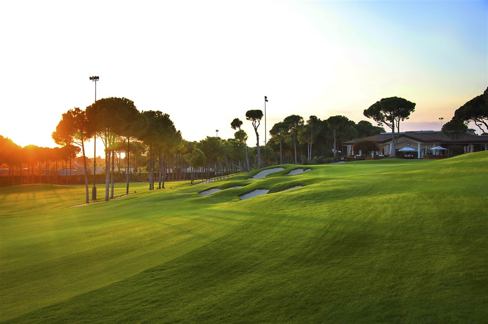 The Golfing Boom: Antalya's Rise to Fame