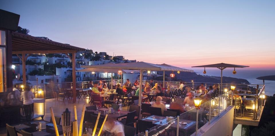 Bodrum's best-loved restaurants