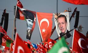 Erdogan massages Turkish economy ahead of polls