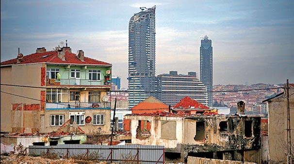 Fikirtepe urban transformation: building a new Istanbul city