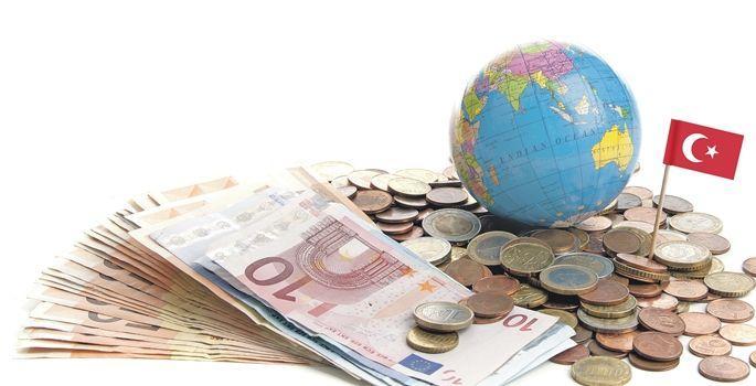 Flow of money into Turkey topped $10 billion in 2017