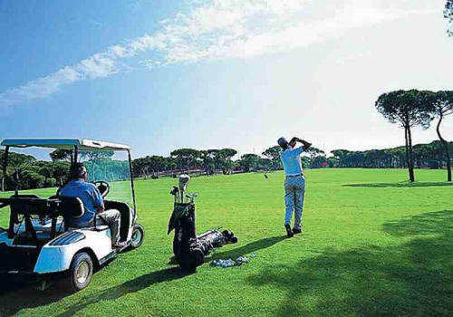 Teeing off: golf tourism rebounds in Turkey