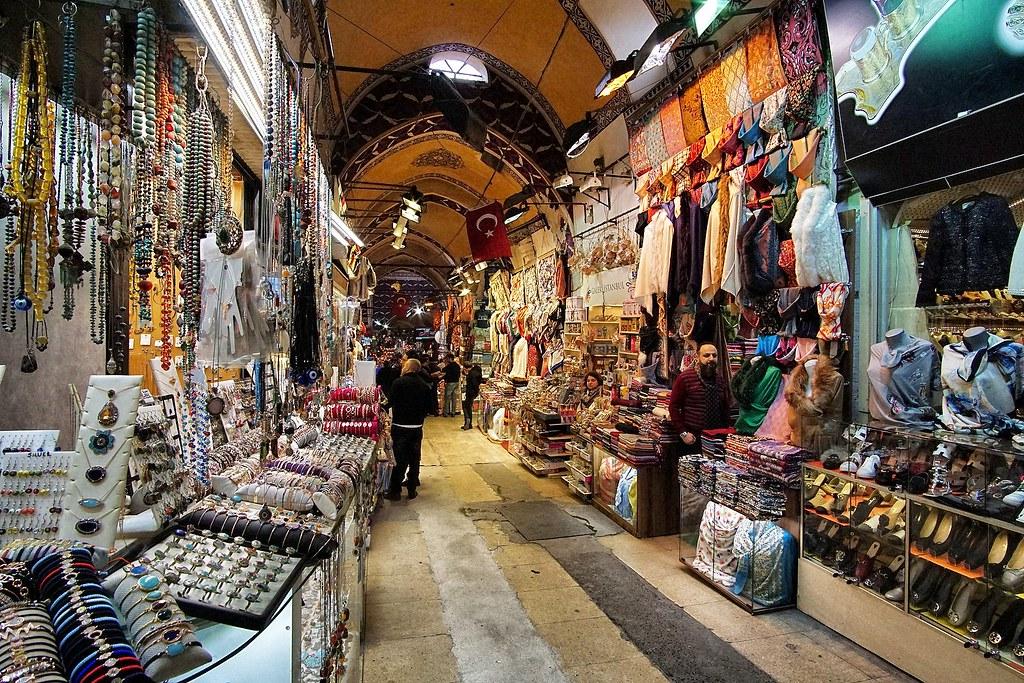 Grand Bazaar & More   Ciragan Palace Kempinski Istanbul