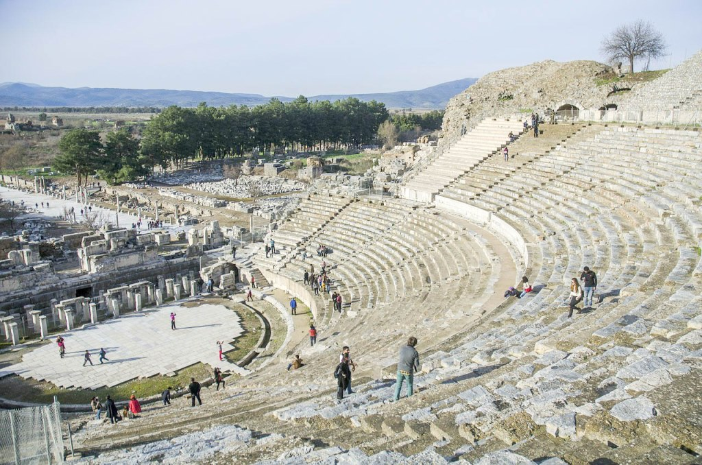 What to See in Ephesus: Landmarks of the Ancient Ruins