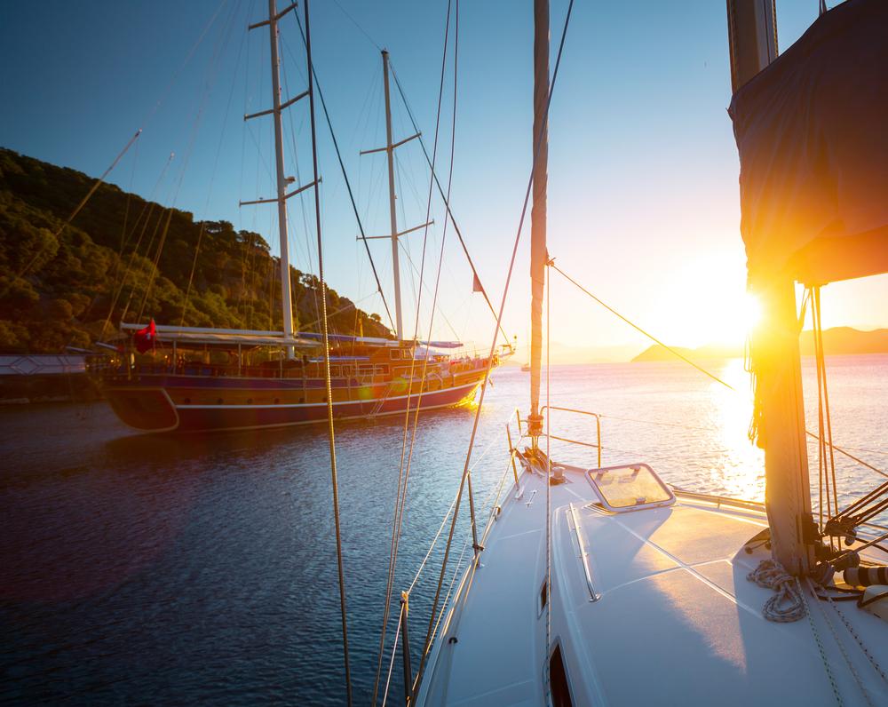 Fethiye to Antalya Cruise: Sailing Turkey's Turquoise Coast